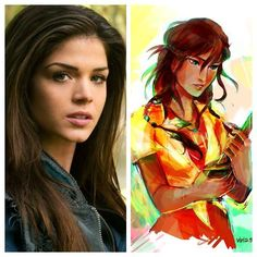 Marie Avgeropoulos as Piper