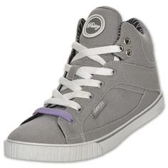 Finish Line Pastry Shoes   Pastry Sire Hi Classic Women's Casual Shoes   FinishLine.com   Grey
