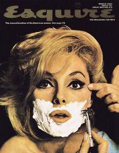 George Lois, Esquire - 1965