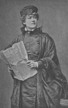 Ellen Terry as Portia in The Merchant of Venice, 1885