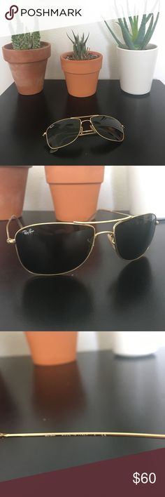 c34d261bbd9 Ray Ban Sunglasses Ray Ban Sunglasses. Good condition Ray-Ban Accessories Glasses  Ray Ban