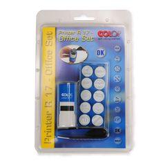 COLOP/オフィスセット ゴム印 2625yen 仕事に遊びゴコロを。