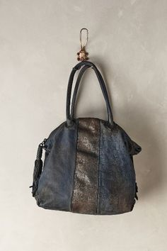 Campomaggi Cesena Shimmered Shoulder Bag - anthropologie.com