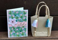 Art With Heart November Blog Hop: Boxes and Gift Bags - What Cathy Made