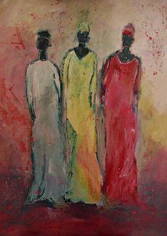 3 vrouwen II