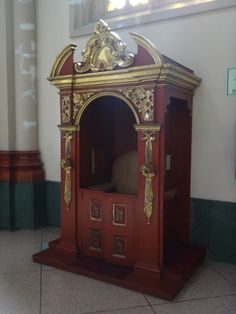 Religiosidad Popular, Furniture, Home Decor, Colombia, Wood, Architecture, Decoration Home, Room Decor, Home Furnishings
