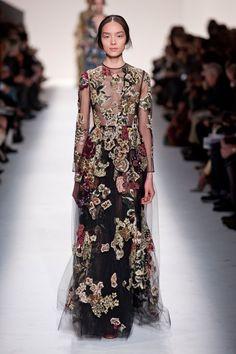Valentino at Paris Fashion Week Fall 2014 - StyleBistro