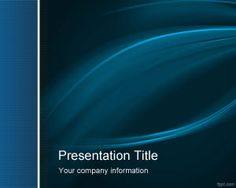 Space Cosmos #PowerPoint #Template is a free #abstract PowerPoint #background…
