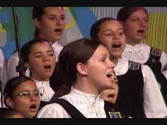 Canção do Mar. Meninas Cantoras de Petrópolis no Morro da Urca