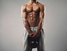 The 8 most effective kettlebell exercises for men.