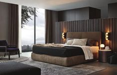 Easy And Cheap Tricks: Chic Minimalist Bedroom Ceilings minimalist home inspiration modern kitchens.Minimalist Interior Bathroom Inspiration minimalist bedroom inspiration home decor.Minimalist Interior Home Life. Modern Bedroom Design, Master Bedroom Design, Contemporary Bedroom, Home Decor Bedroom, Modern Interior Design, Bedroom Designs, Modern Contemporary, Bedroom Ideas, Interior Ideas