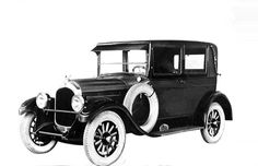 Classic Cars From The Great Gatsby - #1 1924 Chrysler Model B-70