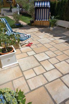 terrassenplatten on pinterest paving stones. Black Bedroom Furniture Sets. Home Design Ideas