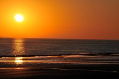 Rocky Point, Mexico--Sunset:)