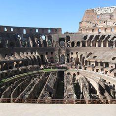 Colloseum @ Rome, Italië. Oktober 2009, © K.Davidse