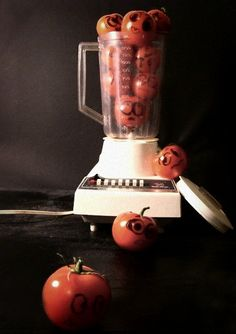 """""""Save the Tomatoes!"""" by Linda Fung, My Works, Tomatoes, Light Bulb, Photography, Food, Home Decor, Photograph, Decoration Home, Room Decor"""