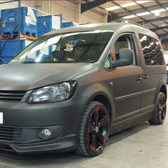 """""""Approved used vehicles from Sirus Automotive, you imagine it we can make it happen Photo taken by Vw Caddy Tuning, Caddy Van, Vehicle Branding, Volkswagen Caddy, Vehicle Wraps, Car Brands, Car Wrap, Buses, Used Cars"""