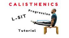 Calisthenics - Come imparare L-Sit tutte le propedeutiche (Video Tutoria...