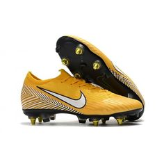 meet a2664 700cf Here you can find the latest release of Nike Mercurial Vapor XII Elite  Neymar SG AC Football Boots - Yellow White Black with real cheaper price.