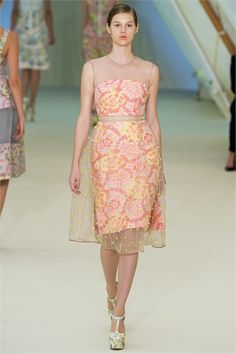 Sfilata Erdem London - Collezioni Primavera Estate 2013 - Vogue