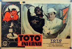 Totò all'inferno (1955) film completo