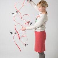 Make An Oversized Heart Chain