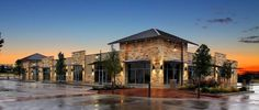 The 6,234 square-foot Westfield Plaza Building II, located in Temple, Texas, is a 2013 Mid-West Design Build competition Award of Excellence winner . The center contains retail , office and restaurant lease space. A red iron package was selected for this project due to its ability to provide a clear span shell that would accommodate most lease space requirements