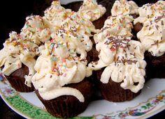 W Mojej Kuchni Lubię.. : babeczki czekoladowe...