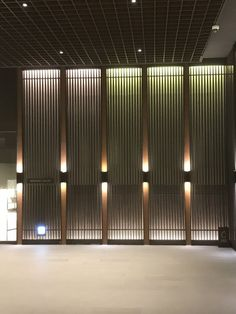 Spa Interior, Lobby Interior, Interior Walls, Home Interior Design, Facade Lighting, Cool Lighting, Lighting Design, Feature Wall Design, Wall Decor Design