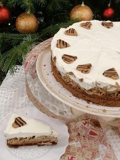 A Mónisüti gesztenyepüré-tortája egy órán belül kész! Főzz a Séffel!#31 - Dining Guide Camembert Cheese, Mousse, Food, Essen, Meals, Yemek, Eten