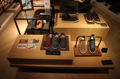 Democrata shoe store at Plaza Indonesia by ACRD, Jakarta – Indonesia » Retail Design Blog