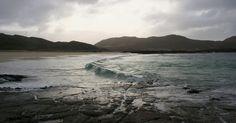 Beautiful, remote and empty beaches on the Ardnamurchan peninsula, Scotland.
