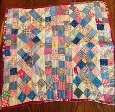 Small Quilts and Doll Quilts: Starting New Quilts This Week