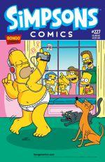 """Simpson Cómics"" #227"