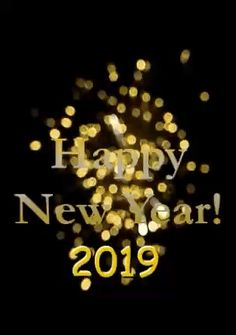 New Year 2019 Gif To Wish On Smartphones - Happy New Year - Neujahr