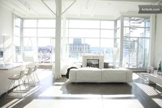 My Penthouse in hip and historic Gastown of Vancouver is avail for rent aug 20-24. summer loving with two decks.