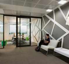 Green Boulding Council Australia by Zenith Interiors