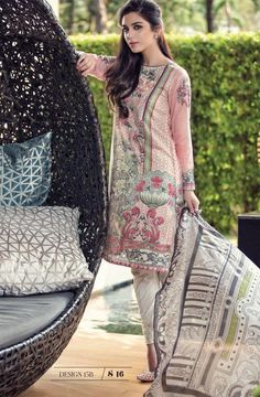 Best maria b lawn collection 2016 in Pk