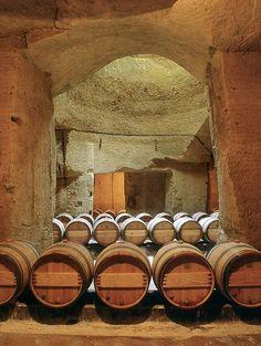 Chateaux Ausone  Bordeaux, France.