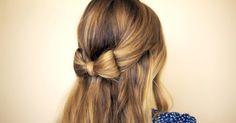 cute alternative to half up half down hairstyles - All For Bridal Hair Dress Hairstyles, Fancy Hairstyles, Down Hairstyles, Picture Day Hair, Graduation Hairstyles, Half Up Half Down Hair, Hair Dos, Prom Hair, Bridal Hair