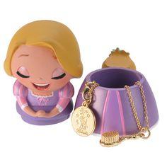 Kidada Tangled Rapunzel Charm Necklace