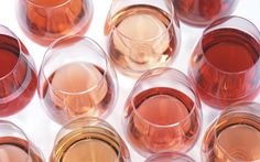 the many shades of rosé
