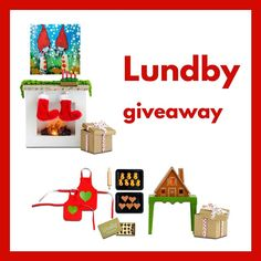 GIVEAWAY! Just in time for Christmas in July we are giving away Christmas delights to decorate your doll house. Giveaway pack includes a Ginger Bread House Set and Christmas Fireplace Set. 3 years+ RRP $79.90. Head over to Instagram to enter