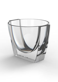 The Klasp ice bucket by Karim Rashid for Rogaska