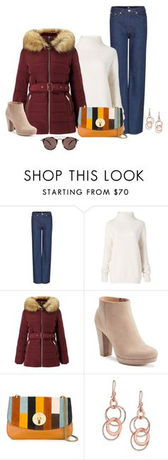"""""""Puffed up"""" by love-and-happiness ❤ liked on Polyvore featuring Wood Wood, Diane Von Furstenberg, Miss Selfridge, LC Lauren Conrad, See by Chloé, Ippolita and Oliver Peoples"""