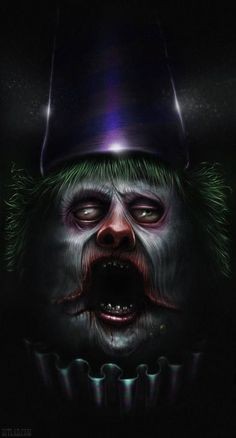 Creepy Clown...