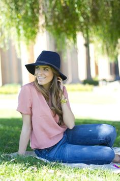 Perfect Picnic Outfit | Gal Meets Glam