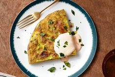 Asparagus frittata - WallbStreet Journal