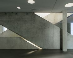 Gallery of Raymond Uldry Business School / meier + associés architectes - 18