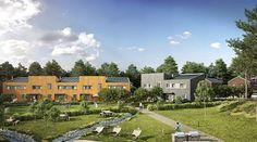 FINN – Populære Furumo ! 80 % av boligene er solgt. Fortsatt muligheter for deg som ønsker en fremtidsrettet og moderne bolig på Furumo. Funkis eneboliger med flotte takterrasser (kun1 stk igjen) - Romslige 6-roms rekkehus og praktiske 4-roms rekkehus
